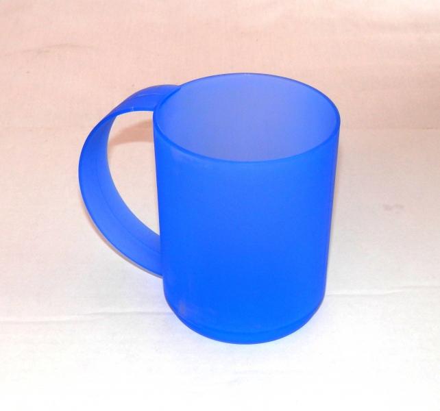 b4343d1e03 Íves fülű műanyagbögre 4 dl kék (354) - PrimaNet online szakáruház