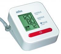 Braun  vérnyomásmérő  BUA 5000 . Ezzel az egygombos, automatikus mérésű készülékkel könnyedén leellenőrizheti otthonában is vérnyomását, pulzusát. Ebben még segítségére lesz az egyszerűen leolvasható kijelző is, mely az elemállapotot is mutatja. Az utolsó mérés eredményét memorizálja. A  vérnyomásmérő  1 perc után automatikusan kikapcsol. Az univerzális felkar pánt hossza 22 - 42 cm. A készülékhez tartozékként jár 4 db Duracell AA-s elem.