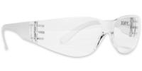 A  LYNX  védőszemüveg , víztiszta 6LYN0  műanyag, nylon kerettel és szárral felszerelt. A lencse polikarbonát anyagból készült, 1 optikai osztállyal, valamint víztiszta kivitelben. A  védőszemüveg  alkalmas a folyamatos és állandó hordásra. Az ívelt oldalvédő magas védelmet nyújt a szemnek.