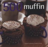 - Az 500 muffin ínycsiklandó, gyorsan elkészíthető, könnyen követhető receptek gyűjteménye, több száz színes fotóval.    - Az új kiadásban külön fejezetet kaptak a legfrissebb trendnek megfelelő muffinok - könnyen kivitelezhető dizájnos sütemények formák