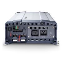 A  DometicSinePowerMSI2312T szinusz inverter hálózati pioritás áramkörrel 12 V egyenfeszültségből képez 230 V váltófeszültséget, így autóba, lakókocsiba, lakóautóba, kamionokba célszerű eszköz. Használható telefonok, kamera töltők, notebook, kisebb tévé, DVD lejátszó, Playstation és akár nyomtatóhoz is. A hálózati pioritás kapcsoló, ha külső hálózati feszültséget érzékel, akkor lekapcsolja az akkumulátoros táplálást.     A Dometic szinusz  inverter 2300 W tartós és 4000 W csúcsteljesítmény produkálására képes. Bemeneti csatlakozása színjelölt kábelszorító segítségével történik. A kimeneti jelalak szinusz (harmonikus torzítás < 3%), valamint kimeneti frekvencia 50/60 Hz, amely kapcsolható.  Az akkuőr funkció 10,5 V tápfeszültség alatt figyelmeztető jelzést ad, majd 10 V tápfeszültség alatt kikapcsol, 12 V tápfeszültség felett újra üzembe lép. Túlfeszültség esetén 15,5 V felett figyelmeztető jelzést ad, 16 V tápfeszültség felett kikapcsol, azután 15 V tápfeszültség alatt visszakapcsol, így a készülék hosszú élettartama biztosítva van. A hűtésért hűtőbordás ház és ventilátor felel.