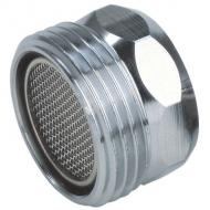 A   Gardena   Perlátor M22 belső menetes   elem tökéletes megoldást kínál a Gardena rendszer csatlakoztatásához perlátoros vízcsapra, pl. a konyhába vagy fürdőszobába. A menetes elem M 22 x 1 belső menettel rendelkező csapra szerelhető fel. A  perlátor  külső menetes 26,5 mm-es (G 3/4