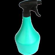 Garden mikro 1 liter  kézi permetező  űrtartalma 1 liter. A permetező elengedhetetlen kellék minden gondos kert és dísznövény tulajdonos számára.A kézi permetezőt kizárólag vízben oldódó anyagokkal lehet használni, növények gondozása céljából. (gyomirtás,rovarirtás, gombaölés, növények táplálása növénytápláló szerekkel) A  kézi permetező  fúvókája műanyagból készült. A  kézi permetezőt  5-35 °C hőmérsékleti tartományban tudjuk használni.