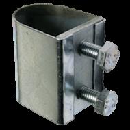 A   Muta   Kaszabilincs   horgonyzott anyagból készült. A kasza fej és a fa nyél biztonságos rögzítésére használható.