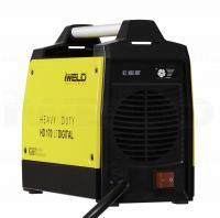 Az  IWELD HD 170  hegesztő inverter   digitális vezérlésű, kofferban tárolható. Az IGBT inverter technológiás készülék névleges hálózati  teljesítménye 4,1 kW , névleges  áramfelvétele 32 A . Intelligens hűtés vezérlése csökkenti a zajszintet és a gép belső alkatrészeit szennyező por mennyiségét. Az ív kialakulását könnyíti az automatikus Hot-Start áramerősség megemelés. Az elektróda letapadás minimalizálódik az Auto- adaptív Arc-Force által. A  hegesztő inverter  multifunkciós szabályozó gombbal és digitális kijelzővel ellátott. A hegesztés befejezése után 3 másodperccel a hegesztőáram értéke automatikusan mentésre kerül.   A készülék védelmére szolgál a túláram és a túlmelegedés elleni védelem. EMC (Electro Magnetic Compatibility) áramkörök a fő tápegységben. A hegesztő inverter kis mérete és könnyű súlya által könnyedén hordozható a termékhez tartozó koffer segítségével.