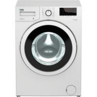 Beko  mosógép  WTV- 6632 B0 . A készülék keskeny kialakítású, így első osztályú, a kisebb lakásokban történő használatra is. Magassága 85 cm, szélessége 45 cm, míg hossza 60 cm. Digitális kijelzőjének köszönhetően egyszerűen kezelheti.  Választhat  elő-, vagy gyorsmosást, emellett 15 program áll az Ön rendelkezésére. Centrifugája fordulatszáma 1200 fordulat/ perc.    A mosógép ruhakapacitása 6 kg, vízfogyasztása  40 liter. Az energiaosztálya A+++-os. A további hasznos funkciókkal felszerelt a  mosógép , melyek az Ön segítségére vannak: túlfolyás védelem, hátralévő idő kijelzés, gyermekzár, fordulatszám kiválasztás, késleltetés 19 óráig.