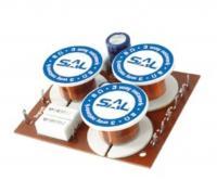 SAL  hangváltó  3utas (HV 316A).  Kifejezetten ideális a specifikusabb hangosítástechnikai célokra. Terhelhetősége  100 W . Keresztezési frekvenciája 4000 Hz. A hangváltó levágási meredeksége  12 dB/oktáv.