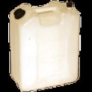 A   kanna 20 L-es  praktikus megoldás ha olyan területen szeretne vizet használni, ahol nincs vezetékes víz. Mint például a hétvégi telek. Fogantyúja biztos fogást nyújt. A  műanyag demizson  élelmiszer és ivóvíz tárolására alkalmas. A könnyített kivitel vegyszer tárolására nem alkalmas.