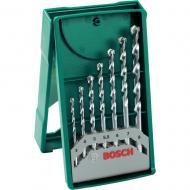 Bosch  kőzetfúró szett 7 részes, tartalma Ø 3/4/5/5,5/6/7/8 mm fúrószár. Praktikus műanyag dobozban szállítva. Strapabíró szerszámok, hosszú élettartamra tervezve. A készleteket és kiegészítőket profi felhasználásra készítették a gyorsasági, ergonómiai, gazdaságossági, pontossági követelményeknek megfelelően.