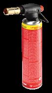 A  Rothenberger Industrial  Rofire nagy teljesítményű  forrasztólámpa , piezoelektromos gyújtással készült.Az égőfej 22 mm-es. Multigas 300 gázpatronnal működik. A  Rothenberger Industrial Rofire nagy teljesítményű forrasztólámpa alkalmazható lágy forrasztásokhoz max Ø 28 mm, csőforrasztás, rézcsőnél max Ø 15 mm, előmelegítéshez és vezetékek kiolvasztásához, javítási és szervizelési munkákban a vízvezeték-, fűtés-, hűtés-és légkondicionálás területén.Így is ismerheti:  gáz forrasztópáka