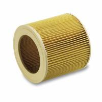 A  Kärcher  patronszűrő  (64145520)  a  nedves  és  száraz  felszívást teszi lehetővé a  szűrő  cseréje nélkül. Nagyfokú  porvisszatartás  jellemzi, így a szívókészülékből távozó levegőnek nincs esélye beszennyeződni.  A  patronszűrő  hosszúsága  122 mm , szélessége  122 mm , magassága  114 mm .    A  szűrő  a következő  Kärcher  készülékekkel kompatibilis:    -  SE 4001    - SE 4002   -  WD 2    -  WD 2 Home    -  WD 3    -  WD 3 Car    -  WD 3 P    -  WD 3 Premium    -  WD 3 Premium Fireplace Kit    -  WD 3 Premium Home