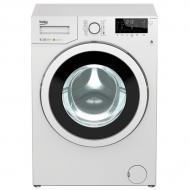 Beko  mosógép  WMY- 61283 MB3 . A készülék keskeny kialakítású, így első osztályú, a kisebb lakásokban történő használatra is. Magassága 85 cm, szélessége 45 cm, míg hossza 60 cm. Digitális kijelzőjének köszönhetően egyszerűen kezelheti.  Választhat  elő-, vagy gyorsmosást, emellett 16 program áll az Ön rendelkezésére.    A mosógép ruhakapacitása 6 kg, vízfogyasztása 38 liter. Az energiaosztálya A+++-os. A további hasznos funkciókkal felszerelt a  mosógép , melyek az Ön segítségére vannak: túlfolyás védelem, hátralévő idő kijelzés, gyermekzár, fordulatszám kiválasztás, késleltetés 19 óráig.  Centrifugája fordulatszáma 1200 fordulat/ perc.