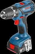 Bosch  GSR 14,4 VE-2 Li Plus Professional akkus (4,0 Ah)  fúrócsavarozógép  L-Boxx-ban (06019E6021) . Kemény csavarozás esetén 59 Nm, míg puha csavarozásnál 21 Nm, a forgatónyomaték maximális értéke, ennek köszönhetően nagyon erős gép. Még a legnehezebb munkálatokhoz is használhatjuk fában és fémben. A csavarozón megtalálható övkapocs, így létrára vagy övre is akaszthatja. A bitek egyszerűbb szállításáért, bittartóval is felszerelt.    Az elektronikus motorvédelem (EMP) óvja a motort a túlterheléstől, mélykisüléstől és hosszú élettartamot biztosít a készüléknek. Bosch Premium lítium-ion technológiája hosszú élettartamot és akkumulátor üzemidőt biztosít. A  fúrócsavarozó  beépített LED világításának köszönhetően a munkadarab mindig jól kivilágított. Sorozatcsavaráskor a még precízebb munkavégzésről a motorfék gondoskodik. Az akkufeszültség értéke 14,4 V, míg az akkukapacitás 4 Ah. A fúrógép magassága 23 cm, hossza 19,1 cm. A csavarátmérő maximális értéke 0,7 cm.     Bosch L-Boxx intelligens szállító- és tárolórendszer  Flexibilis tárolás: a betétekkel tetszőlegesen variálható az L-Boxx belső tere, így szinte bármilyen szerszám és/vagy kiegészítő praktikusan tárolható benne. Erős kivitel: az egyes L-Boxx-ok terhelhetősége rendkívüli, a fedél akár 100kg-ig is terhelhető. Könnyű illeszthetőség: a különböző méretű és nagyságú L-Boxx-ok könnyedén egymáshoz pattinthatók. Egyszerű szállíthatóság: az ergonomikusan kialakított fogantyúknak köszönhetően szállítása praktikus, sőt, akár több L-Boxx is össze illeszthető, és egyben szállítható.