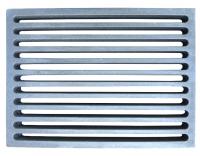 A  DT-6  cserépkályha rostély 230x310 mm . Az öntvény rostély 230 mm hosszú és 310 mm magas. Cserépkályhákhoz alkalmazható.