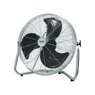 Home   padlóventilátor 50 cm, 120 W . Ideális készülék otthonában vagy munkahelyén történő használatra. Fém lapátjainak átmérője 50 cm. Használatkor 3 teljesítmény fokozat közül választhat. Védőrácsa krómozott, a fej dőlésszögét 90°- ig állíthatja. A  ventilátor  teljesítménye 120 W (230 V/50 Hz).