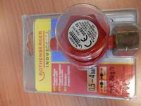 Rothenberger Industrial állítható nyomáscsökkentő0,5-4,0 bar. Fokozatmentesen állítható.