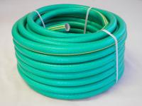 Az  Universal  tömlő  25 méter  hosszú, zöld színű (1