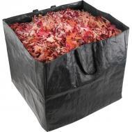 Az Extol Craft  kerti  levélgyűjtő és tároló zsák  űrtartalma 200 liter. Magassága 550 mm, hossza 600x600 mm . Fekete színű, erős polietilénből készült. A  levélgyűjtő zsák   két oldalán található hordozófül  segítségével könnyebb és kényelmesebb a kezelés és szállítás.    Az Extol Craft kerti  levélgyűjtő és tároló zsák  kiválóan használható udvarának, kertjének rendben tartásához.