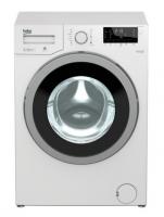 A  Beko WMY 71483 LMB2  mosógép   60 cm széles, 84 cm magas és 50 cm hosszú. Az A+++ energiaosztályba tartozik. A mosógép éves energiafogyasztása 169 kWh. Ruhakapacitása 7 kg, éves víz fogyasztása 9020 liter. Digitális kijelzőjének köszönhetően egyszerű kezelni.     16 program  közül választhat működtetéskor: Pamut Eco, pamut, szintetikus, gyapjú, kézi mosás, babyprotect, sötét kímélő, centrifuga és szárítás, öblítés, ingek, kevert 40, víz 40' 40°, kíméletes, higiénia 20°, expressz szuper rövid, napi xpress.    A  mosógép  további hasznos funkciói közé tartozik: hátralévő idő kijelzés, gyerekzár, idő késleltetés, kiegyenlítetlen terhelés irányítás, túlfolyás biztonság, automatikus víz beállítás rendszer, kiegyenlítő melegítő.