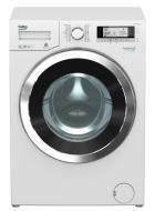 Beko  mosógép  WMY-91443 LB1 . A készülék 16 programmal rendelkezik, vízfogyasztása 48 liter. Többféle opció közül választhat működtetés során, mint az előmosás, gyorsmosás, vasalás könnyítés, valamint háziállatszőr eltávolítás. Funkciói: késleltetés 24 óráig, emellett hőmérséklet- és fordulatszám kiválasztás.    A  mosógép  további olyan tulajdonsággal ellátott, melyek az Ön és családja kényelmét, biztonságát szolgálják. Ide tartozik a gyerekzár, túlfolyás elleni védelem, hátralévő idő kijelzés, automata vízadagoló rendszer,  LCD kijelző .    A  mosógép  magassága 85 cm, míg szélessége és hossza egyaránt 60 cm, ezáltal ideális a kisebb lakásokban is. Az A+++ energiaosztályba tartozik, ruhakapacitása 9 kg. A mosógép nagy króm ajtóval rendelkezik. Centrifugájának fordulatszáma 1400 fordulat/perc.