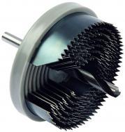 A  Bosch  körkivágó  készlet fához  tartalma, 26/32/39/45/51/58/64 Ø mm.     Strapabíró szerszámok, hosszú élettartamra tervezve. A készleteket és kiegészítőket profi felhasználásra készítették a gyorsasági, ergonómiai, gazdaságossági, pontossági követelményeknek megfelelően.