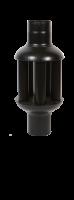 A  Vastag falú  hődob  150/650 mm  méretű. A hődob segítségével a kandallók, kályhák hőleadását megnövelheti. A  hőfokozó  dob fal vastagsága 1,8 mm, füstcső csonk átmérője 150 mm, valamint hosszúsága 650 mm.