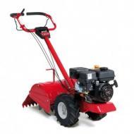 Az   MTD     T/405 M  kapálógép  , más néven  rotációs kapa  a kerti talajműveléshez elengedhetetlen eszköz. A hatékonyan, mégis kíméletesen dolgozó kések optimális talajszerkezetet hoznak létre. A kapák száma  2X2 , átmérőjük 30.5 cm, ez által 45 cm munkaszélességben dolgozhat. Kiváló minőségű  ThorX 65    /3.9 kW/ motor ral felszerelt, indítása berántással működtethető. A  rotakapa  előre, hátra és üresjárat menetiránnyal rendelkezik.