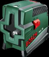 Bosch PCL 20 keresztvonalas szintezőlézer (0603008220)