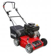Az   MTD    OPTIMA 38 VO gyepszellőztető  közepes vagy nagyobb fűfelülethez ajánlott a gyep karbantartása érdekében. Kiváló minőségű ThorX 55H / 179 cm3 / motorral felszerelt, indítása berántóval működtethető.  Az   MTD    OPTIMA 38 VO gyepszellőztető  gyeplazító, és gyűjtő funkcióval ellátott. A kések 16/ 190 mm átmérőjűek, 5 pozícióban állíthatóak 0- 15 mm között és a fix gyeplazító tengelyek dupla késekkel ellátottak.   További előnyei, hogy 50 literes gyűjtőzsákkal felszerelt és az ergonomikus tolókar teljesen összecsukható