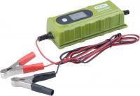 Az   Extol  Craft mikroprocesszoros  autóakku töltőt   használhatja 12 V-os vagy 6 V- os személyautókba vagy motorkerékpárokba szerelt elárasztott WET (folyékony savas) vagy Calcium elektródos ólomakkumulátorokhoz, továbbá AGM (zárt sava), GÉL (zselés), MF VRLA akkumulátor töltéséhez, 4-120 Ah névleges kapacitástartományban.     Hat fázisban  biztosítja az akkumulátorok feltöltését, a névleges kapacitás 100%-ig, melyet beépített mikroprocesszorának köszönhet. Az autóakku automatikus fenntartó üzemmódban mindössze annyi energiát kap, amennyi egyenlő önkisülési áramával, ezáltal Önnek lehetősége van arra, hogy az akkumulátort akár néhány hónapig a töltőre csatlakoztatva hagyja, majd teljesen feltöltött állapotban tartsa.    Az  Extol  Craft  autóakku töltő  csatlakozókábele csipeszes kapcsokkal ellátott. Áramforrás 220- 240V, 50 Hz hálózatról működtethető.  Kis mérete által könnyedén elfér az autó vagy akár a motor csomagtartójában, így mindig kéznél van a segítség.