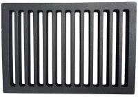 Az  FK-11 rostély , celsius 360x250x20 mm . A  rostély 360 mm hosszú, 250mm széles és 20 mm magas. Kályhákhoz, kandallókhoz és kazánokhoz egyaránt alkalmazható.
