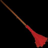 A   Vesszőseprű , műanyagból  készült, így időtálló kerti eszköz lesz az Ön számára. Strapabíró kialakítással és nagy kopásállósággal rendelkezik. Segítségével könnyedén összegyűjthető a kerti hulladék, teraszok és járdák seprésére.