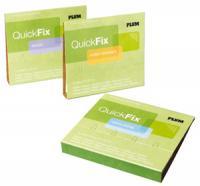 A Plum QuickFix ragtapasz utántöltő készlet 45 db n    atúr színű, rugalmas textil ragtapaszt tartalmaz, általános felhasználásra.    Gyors és higiénikus, mert egy mozdulattal, fél kézzel kihúzható és felragasztható a sérült bőrfelületre. Egyenként előrecsomagolva készült, bőrbarát PE-ből, így hagyja szabadon lélegezni a bőrt.