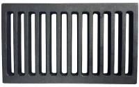Az  FK-9 rostély , celsius 320x190x20 mm . A  rostély 320 mm hosszú, 190 mm széles és 20 mm magas. Kályhákhoz, kandallókhoz és kazánokhoz egyaránt alkalmazható.
