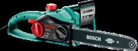 A  Bosch Ake 35S láncfűrész  nagy teljesítményű 1800 wattos motorral  működik. A  fűrészlap hossza 350 mm . A precíz fűrészelést az  a cél láncfeszítőkkel  ellátott,  minőségi krómlánc  biztosítja. Azoptimális vágásteljesítményt a 9 m/s láncsebesség  teszi lehetővé. A Bosch SDS-rendszere nyújt segítséget a a lánc szerszám nélküli, könnyen elvégezhető cseréjéhez és megfeszítéséhez. A 200 ml űrtartalmú  szintjelzős olajtank  biztosítja a láncfűrész automatikus kenését. A Quick Stop rendszerű, gyorsan reagáló visszacsapó fék a biztonságos munkavégzést segíti elő. Ergonomikusan kialakított formával és acélkarmokkal a stabil tartásért.A  Bosch Ake 35S láncfűrész  kis súlya mindössze 4 kg és egyszerű kezelhetősége miatt ideális partnera különböző munkálatokpl: vágások és fadöntés  alkalmával is.
