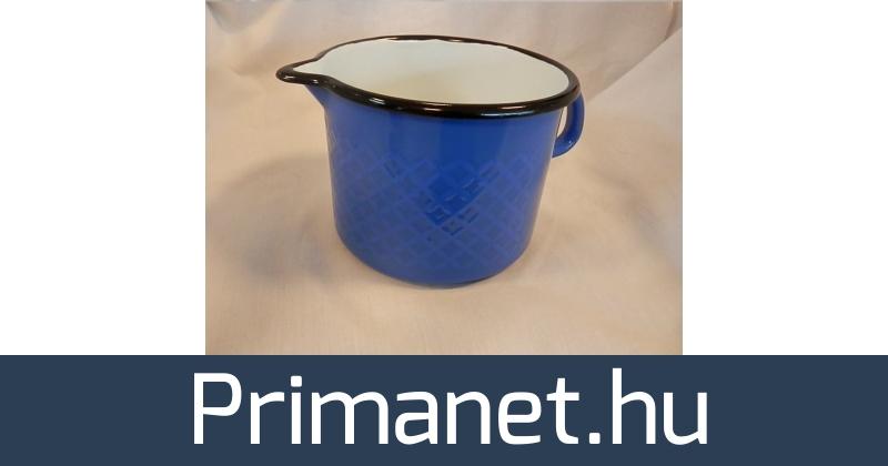 c66c9b5eac Bonyhádi zománcozott tejforraló csőrös 14 cm - PrimaNet online szakáruház