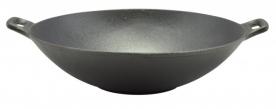 Öntöttvas wok, füles 31 cm (12137)