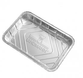 Landmann alumínium olajfogó grilltálca, egyszer használatos 10 db (0312)