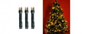 Home LED-es fényfüzér melegfehér (KI 50 LED/WW)