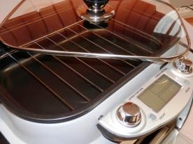 Multifunkciós minikonyha és kürtőskalács sütő (ETO-11208S)