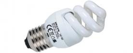 KFS 5/27M Home kompakt fényforrás, maxi spirál 2700 K, 229 lm