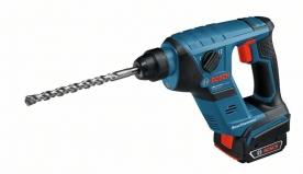 Bosch GBH 14,4 V-Li Compact 2 akkus fúrókalapács L-Boxx-ban (0.611.905.402)
