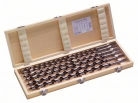 Bosch 6 részes csigafúró készlet fadobozban 450 mm (2607019323)