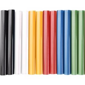 Extol ragasztóstift készlet, többszínű, 12 db (9909)