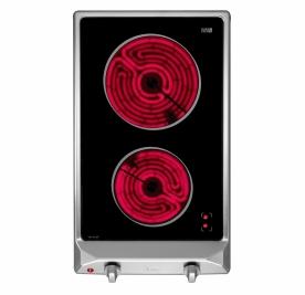 Teka VM 30 2P Domino beépíthető üvegkerámia főzőlap