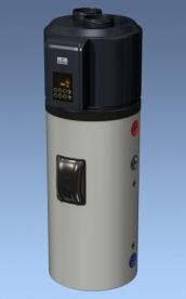Hajdu HB 300 hőszivattyús forróvíztároló