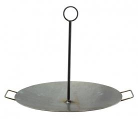 Vas sütő tárcsa, kétfunkciós 50 cm (28337)