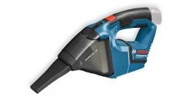 Bosch akkus porszívó GAS 10,8 V-LI akkumulátor és töltő nélkül L-Boxx-ban(06019E3001)