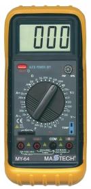SMA digitális multiméter MY 64