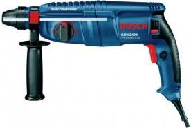Bosch GBH 2400 fúrókalapács kofferben (0611253803)